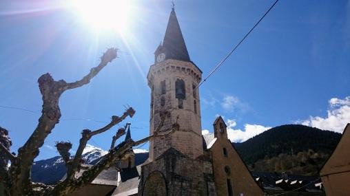 Iglesia Sant Miquèu de Vielha