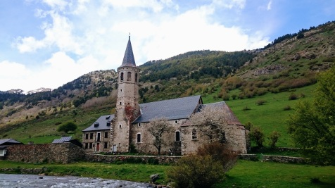 ...Santuario de Montgarri...