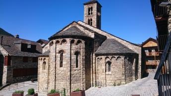 ...Vall de Boí...Santa Maria de Taüll...